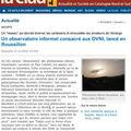 27/12/2009 - la clau consacre un article sur ovni66