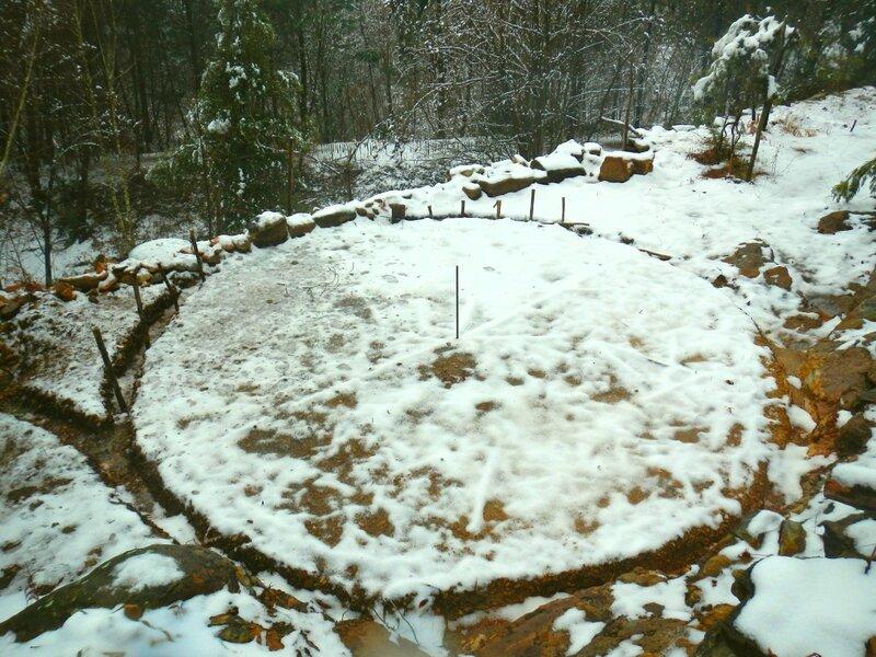 cercle de neige yurtao