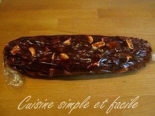 saucisson chocolat 06