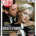 Paris-match, hors série - secrets d'amour