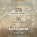Confrontation classic - un kickstarter en avril