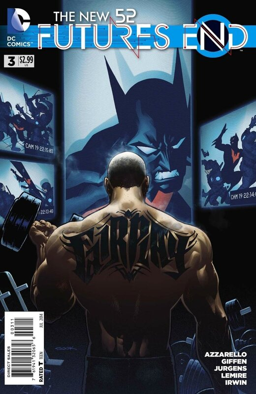 new 52 futures end 3