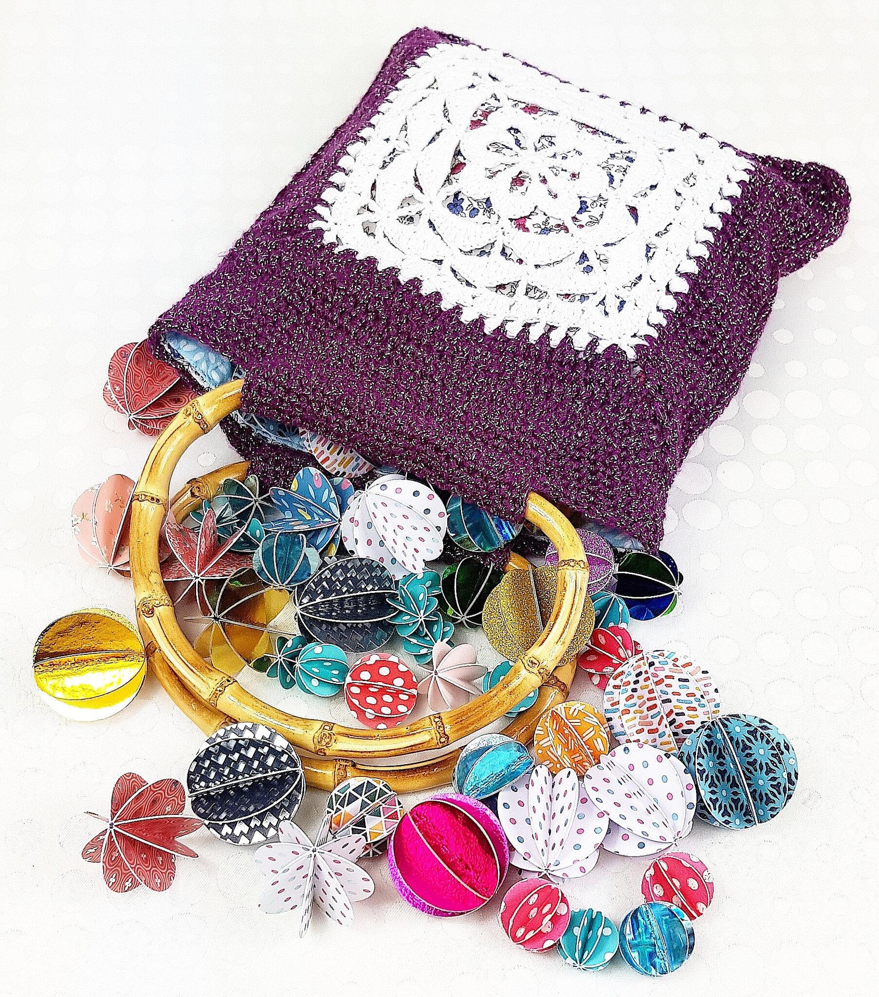 vanillejolie homedeco crochet