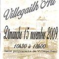 Villegailh'Art 2009