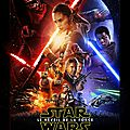 Affiche STAR WARS 7 - Le Réveil de la Force