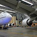 Où vont finir les trois 747