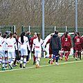 U19 F FC METZ OL 08 FEB 2015