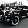 Talbot t23 coach 1937