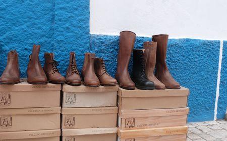 Chaussures à Mertola