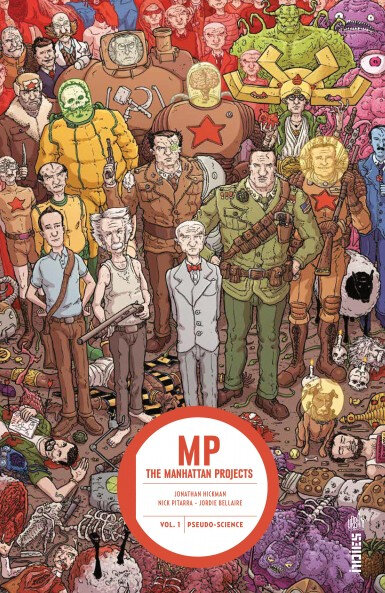 urban indies manhattan projects 01 pseudo-science