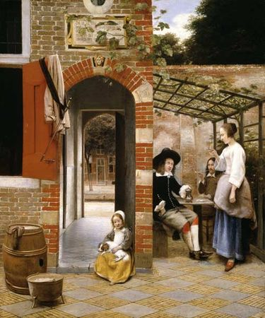 The_Courtyard_in_a_House_in_Delft