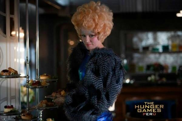 Effie Trinket Catching Fire