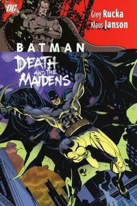 batman death & maidens