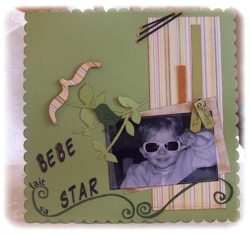 Bébé star