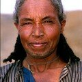 Visages d'Ethiopie : Vieille femme