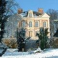 chateau boisemont hiver
