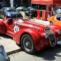 Alfa Romeo 6C 2500 S Castagna de 1939 (34ème Internationales Oldtimer meeting de Baden-Baden) 01