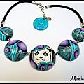 z collier panda atomic blue rachel