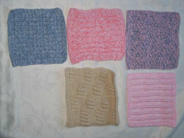 carré tricot 2