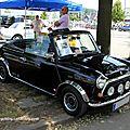Austin mini MK2 mayfair cabriolet de 1979 (RegioMotoClassica 2011) 04