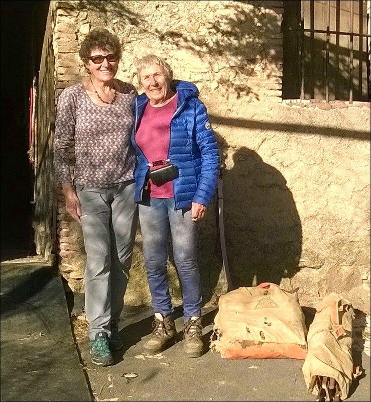 Marguerite ULLMER et Sylvaine DELTOUR nov 2017 WEBAIFCK