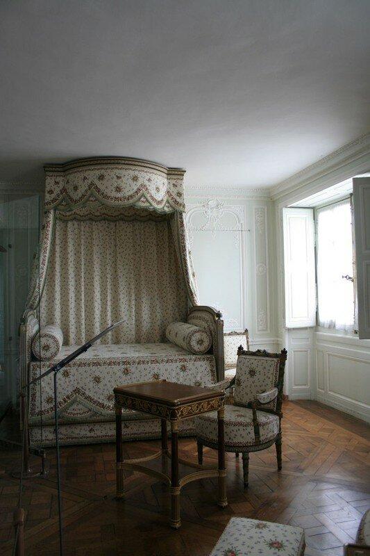La chambre de la Dubarry