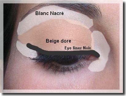 make_up_Beige_dor__tuto