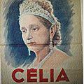 Affiche magie magic posters celia magie prestidigitation illusionnisme