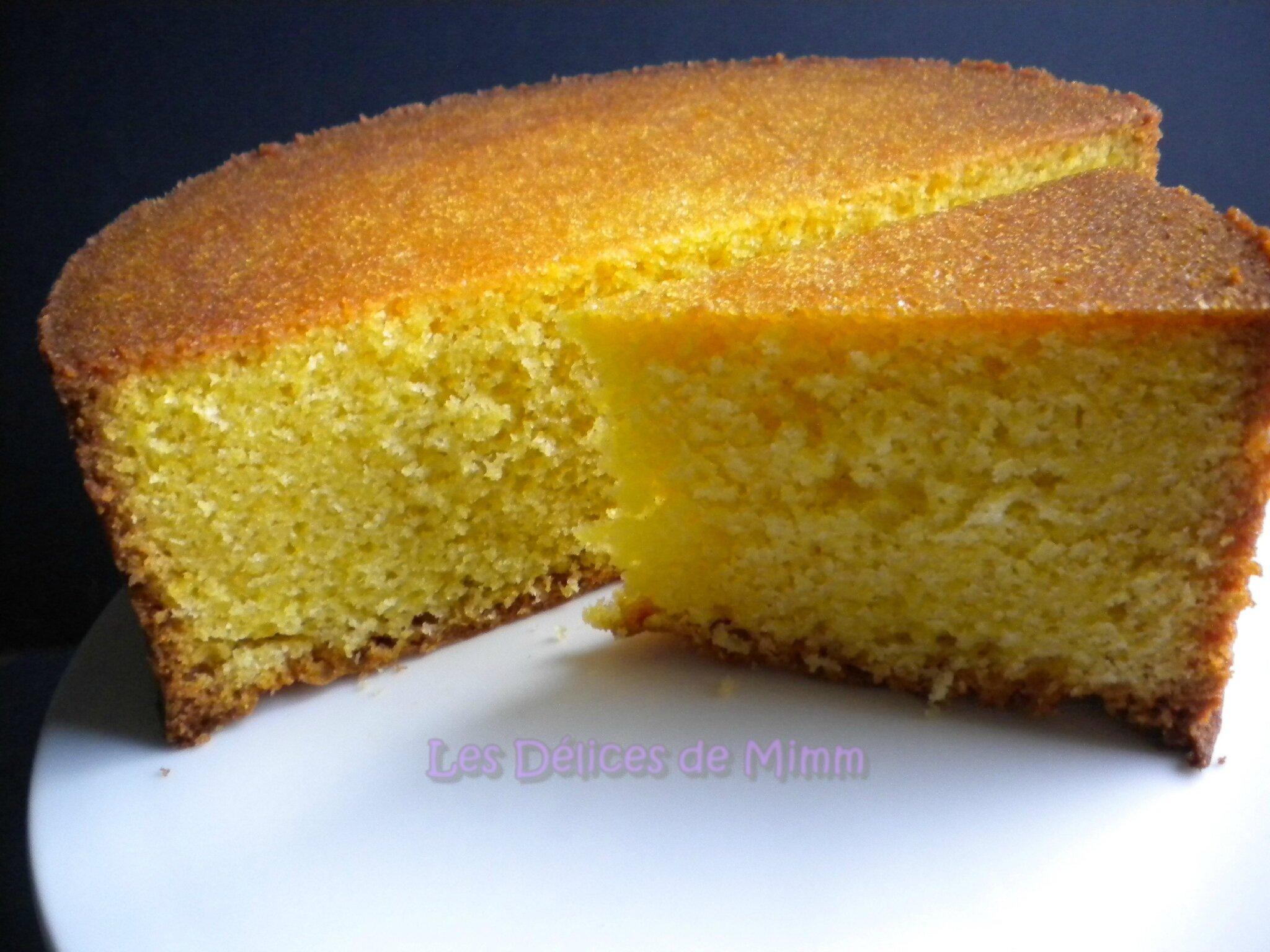 Gateau Sponge Cake Chocolat