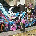 See no evil: quand bristol offre ses murs au street art