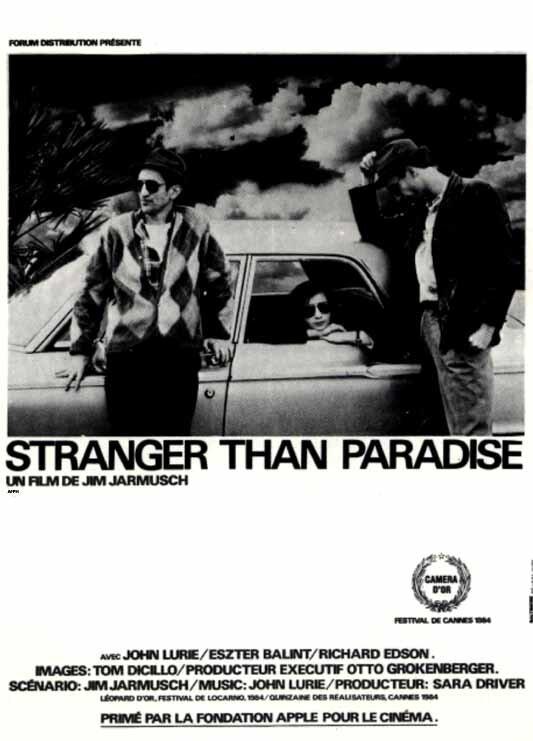 1983 stranger than paradise