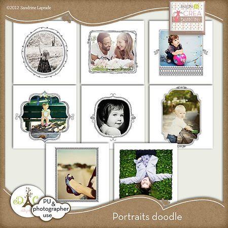 bisontine_portraitsdoodle