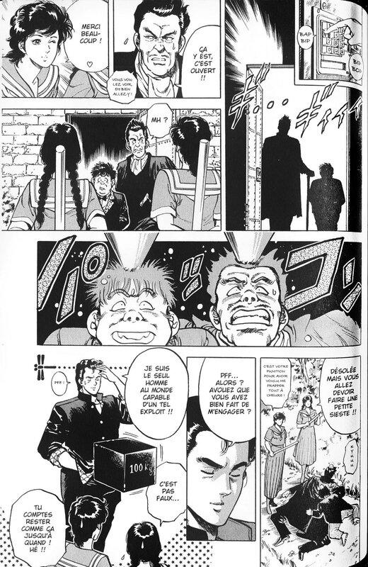 Canalblog Japon Manga City Hunter Erections Best Of Tome07 30