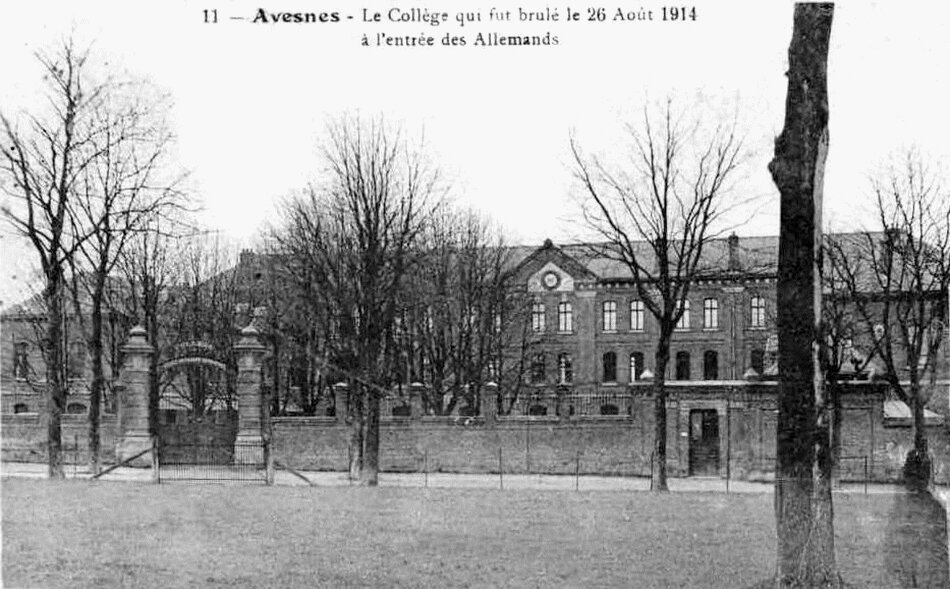 AVESNES-Le Collège