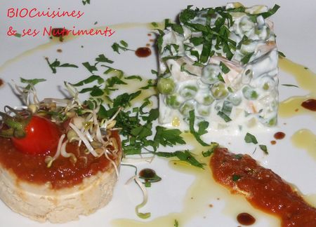 puree_pois_chiches_et_salade_russe