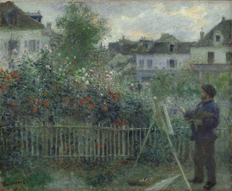 claude_monet_painting_in_his_garden_at_argenteuil_1873_pierre-auguste_renoir