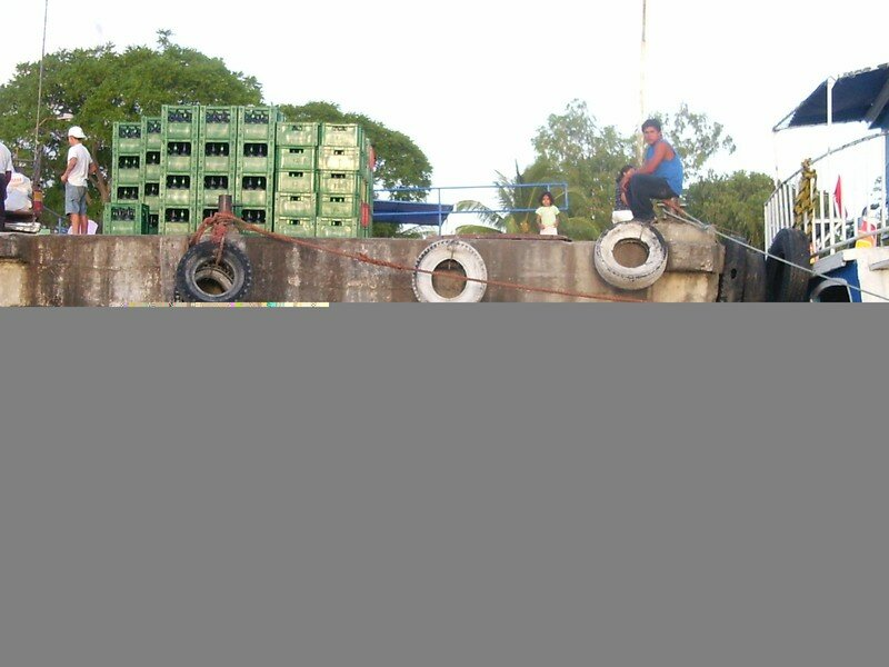 033 Arrivée sur Ometepe