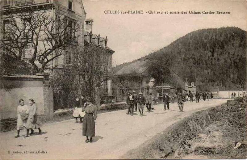 Celles-sur-Plaine