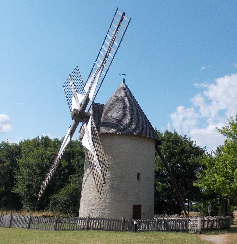 moulin vent