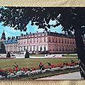 Lunéville - chateau datée 1977