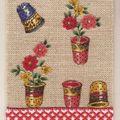 Pots de Fleurs - Anne Lughérini