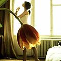 La jeune-fille tulipe (venise)