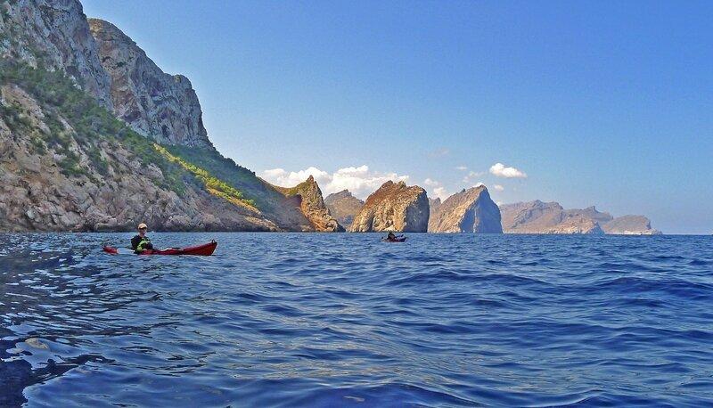 Passage du Cap de Formentor
