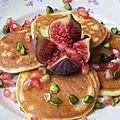 Pancakes des mille et une nuit