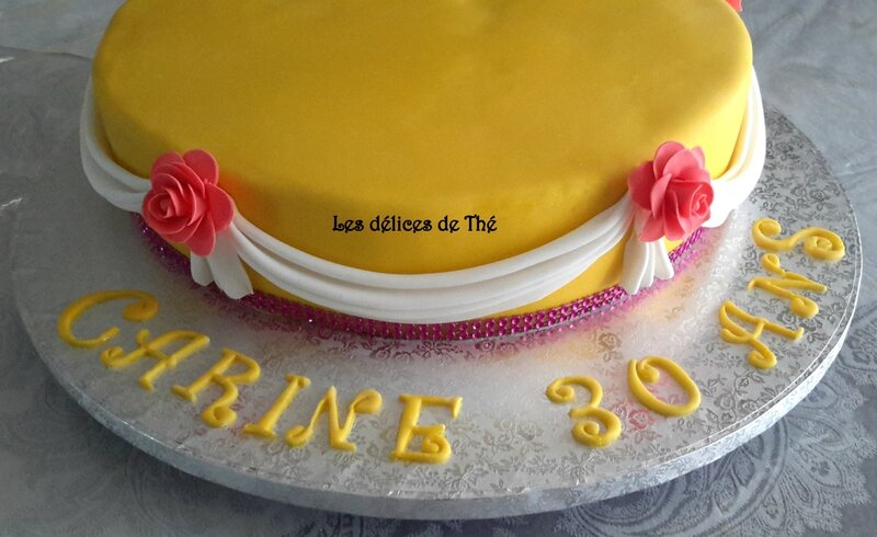 Wedding cake mon 1er en Nov 2015 (15)