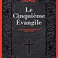 Le cinquième evangile - ian caldwell - editions actes sud