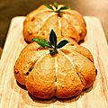 Le pain citrouille (en mode autosatisfaction)
