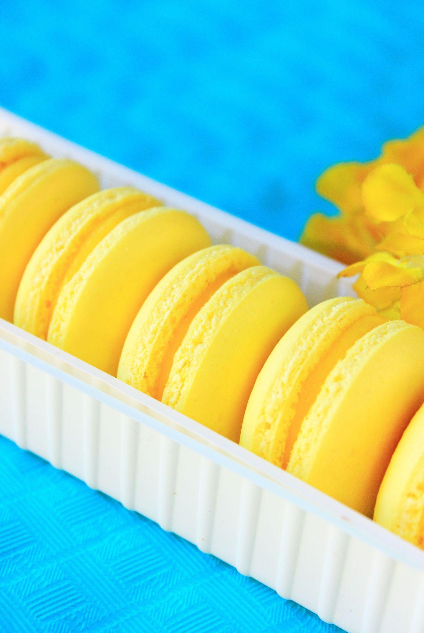 Macaron citron4