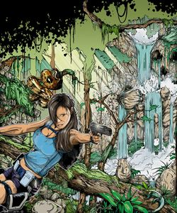 tombraider a l huile