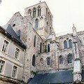 Fécamp, église Saint Etienne